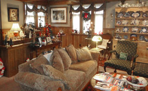 Bed and Breakfast in Bellevue Ohio near Cedar Point and Lake Erie